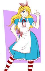 Alice by revista-paradoja