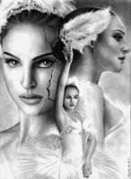 Black Swan by Nocciolala