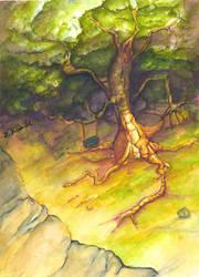 The Tree by JosueRodas