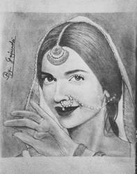 Deepika Padukone by Gwjwnshri