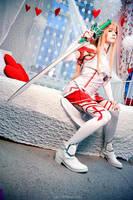 Sword Art Online - Asuna - 14 by YukiRichan