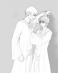 [HP] Tom and Harry [2018-11-05] by YukiRichan