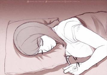 [RTRD] Sleeping Rika [2018-11-09] by YukiRichan