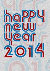 Happy New Year 2014 _5 by rajasegar