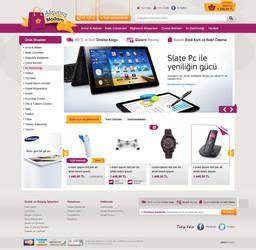 Alisveris Modam web design by accelerator