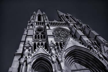 Church in Marseille by h3design