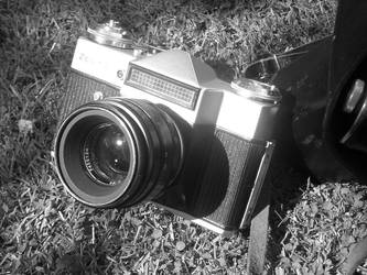 My Zenit-E by tomoose