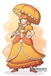 Princess Daisy by Leeonology