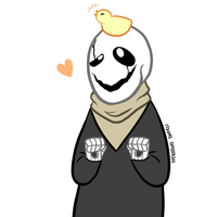 Happy Gaster by ltsumi