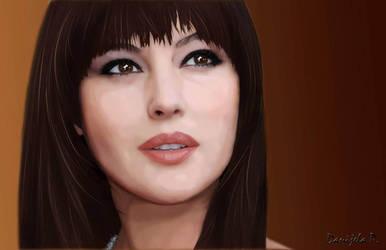 Monica Bellucci Vexel by Dashybl