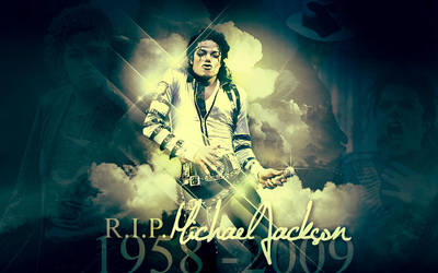 R.I.P. Michael Jackson by Che1ique