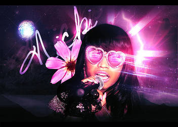 Nicki by Che1ique