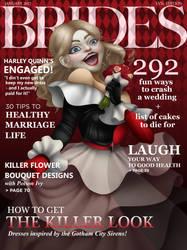 Harley Quinn (Brides Edition) by janegreentea