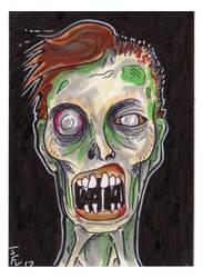 Zombie by Fitzufilms
