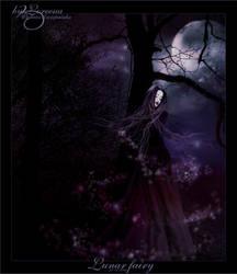 Lunar fairy by Loreena24