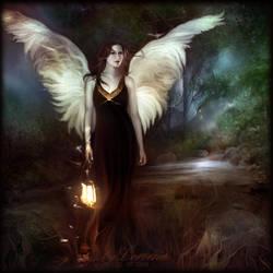 The last angel by Loreena24