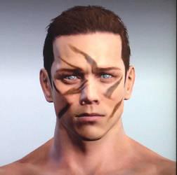 Metal Gear Solid V: The Phantom Pain Xbox Avatar by 13en-works