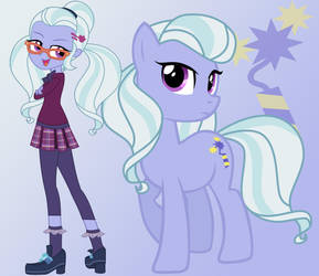 MLP Equestria Girls: Friendship Games- Sugarcoat by sunset-sunrize