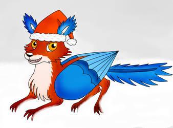 Merry Christmas Skiffle by SkiffleTheVolflock