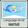Equestrian language level Native by SkiffleTheVolflock