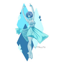 Blue Pearl by astralvamp13