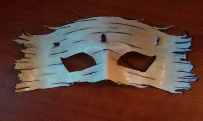Birch Lord Mask by Windcall