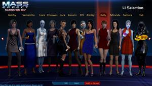 Mass Effect: The Dating Sim DLC (Ladies) by Berserker79