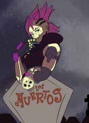 Los Muertos by papaku320