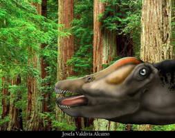 Diplodocus by JosefaValdiviaT-Rex