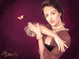 i.am.butterfly by nidhi-rathish