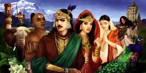 Incredible India by nidhi-rathish