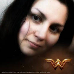 Wonder Woman Filter by AviseLaLina