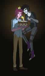 Birthday Wishes by Hootsweets