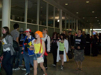 MCM EXPO MAY - Ash and Misty by leobexsonic