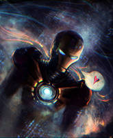 Iron Man by Splidsecond