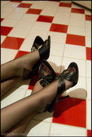 Vintage Heels by stevedietgoedde