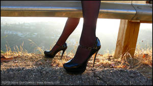 Yves Saint Laurent Shoes by stevedietgoedde