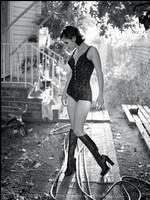 Jillian Ann, Los Angeles 2001 by stevedietgoedde