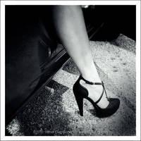 Shelby's Shoe Borrego No.1 by stevedietgoedde