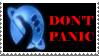 Hitchhiker stamp by darthhomie1