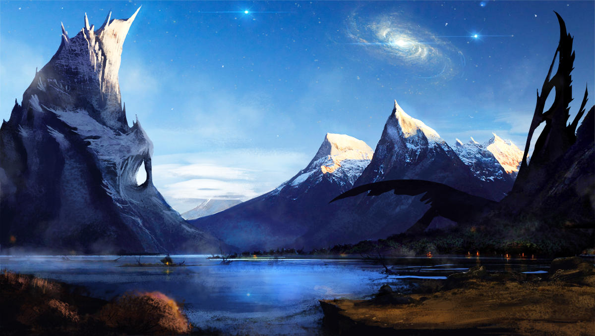 Concept Art Nightend by Gycinn