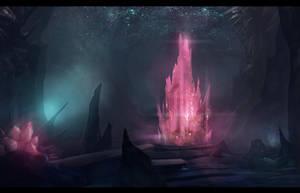 Concept Art : Manaforge by Gycinn