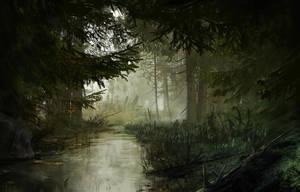 Forest Concept Livestream result by Gycinn