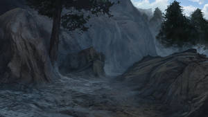 Rocky Pass by Gycinn