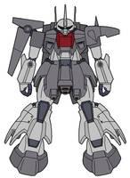 AMX-011 Zaku III by ironscythe