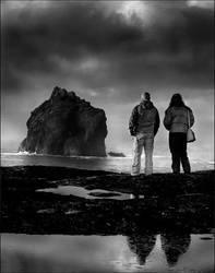 Tourists by heida