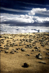 Rocky land by heida
