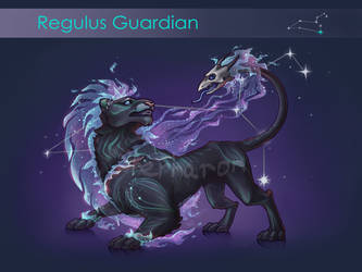 Regulus guardian [CLOSED] by Sherharon