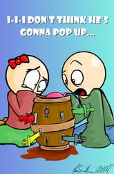 A Barrel of Fun? by Wonchop