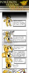 Pokemon Yellow Nuzlocke: 1 by CHEERIOSXD